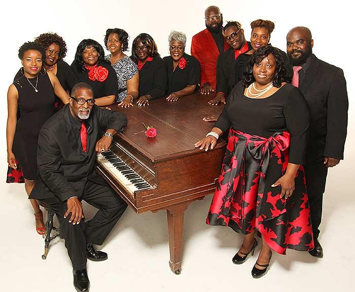 Charleston Choir a Pordenone